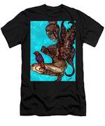 Tattoo Fairy Men's T-Shirt (Athletic Fit)