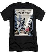 Tech Support Men's T-Shirt (Athletic Fit)