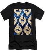 Temple Detail Men's T-Shirt (Athletic Fit)