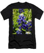 Texas Bluebonnets 005 Men's T-Shirt (Athletic Fit)