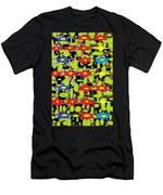 The Arts Of Textile Designs #42 Men's T-Shirt (Athletic Fit)