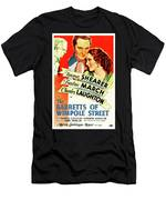 The Barretts Of Wimpole Street Men's T-Shirt (Athletic Fit)