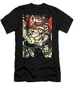 The Birth Of The Horse 1913 Men's T-Shirt (Athletic Fit)