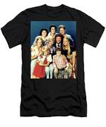The Brady Bunch Men's T-Shirt (Athletic Fit)