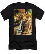The Cross 1497 Men's T-Shirt (Athletic Fit)