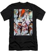 The Forces Of Nature 2 Men's T-Shirt (Athletic Fit)