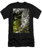 The Forest Floor Bluestone State Park West Virginia Men's T-Shirt (Athletic Fit)