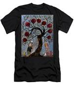 The Garden Of Eden Men's T-Shirt (Athletic Fit)