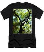 The Grace Of A Lonely Tree Men's T-Shirt (Athletic Fit)
