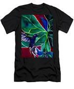 The Hummingbird And The Trillium Men's T-Shirt (Athletic Fit)