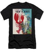 New Yorker March 22, 1958 Men's T-Shirt (Athletic Fit)