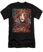 The Painted Lady Men's T-Shirt (Athletic Fit)