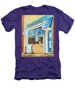 The Paperbacks Plus Book Store St Paul Minnesota Men's T-Shirt (Athletic Fit)