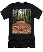 The Richness Of Autumn Treasures Men's T-Shirt (Athletic Fit)