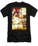 The Setting Moon Men's T-Shirt (Athletic Fit)