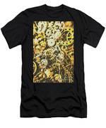 The Steampunk Heart Design Men's T-Shirt (Athletic Fit)