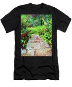 The Stone Steps Men's T-Shirt (Athletic Fit)