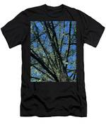 The Top A Glowing Tree Men's T-Shirt (Athletic Fit)