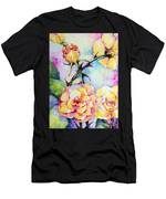 Thorns Have Roses Men's T-Shirt (Athletic Fit)