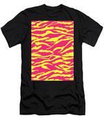 Tiger Stripes Men's T-Shirt (Athletic Fit)