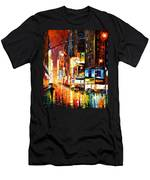 Times Square Men's T-Shirt (Athletic Fit)