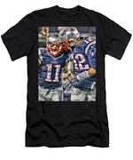Tom Brady Art 1 Men's T-Shirt (Athletic Fit)