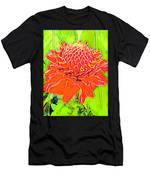 Torch Ginger Aloha Men's T-Shirt (Athletic Fit)