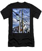 Totally Wired Men's T-Shirt (Athletic Fit)