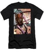 Tough As It Gets...paint Men's T-Shirt (Athletic Fit)