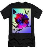 Trance Flower Men's T-Shirt (Athletic Fit)