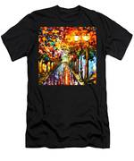 Transformation Of The Night Men's T-Shirt (Athletic Fit)