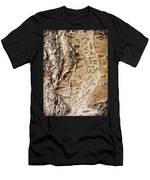Tree Bark 9 Men's T-Shirt (Athletic Fit)