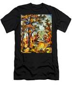 Tree Impression Men's T-Shirt (Athletic Fit)