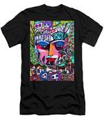 Tree Of Life Face Men's T-Shirt (Athletic Fit)