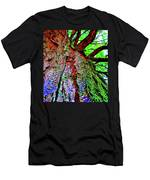 Tree Skin Men's T-Shirt (Athletic Fit)