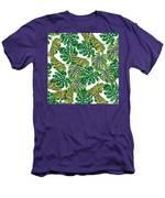 Tropical Haven  Men's T-Shirt (Athletic Fit)