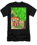 Tucson Garden Men's T-Shirt (Athletic Fit) by Kim Nelson