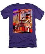 Tugboat Helen Mcallister Men's T-Shirt (Athletic Fit)