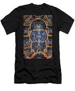 Turtle Madness Men's T-Shirt (Athletic Fit)
