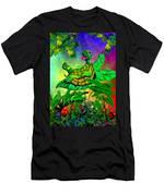 Turtle-totter Men's T-Shirt (Athletic Fit)