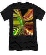 Twisted Glass Men's T-Shirt (Athletic Fit)