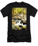 Two Falls Men's T-Shirt (Athletic Fit)