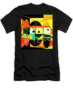 Under A Mid Day Sun Men's T-Shirt (Athletic Fit)