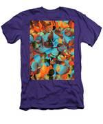 Underwater Fantasia Men's T-Shirt (Athletic Fit)