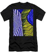 Urban Abstract 2 Men's T-Shirt (Athletic Fit)
