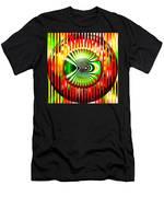 Vasarely Universe Men's T-Shirt (Athletic Fit)