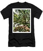 Vegetation Takeover Men's T-Shirt (Athletic Fit)