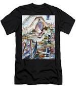 Venice Impression I Men's T-Shirt (Athletic Fit)