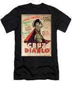 Vintage Movie Poster 7 Men's T-Shirt (Athletic Fit)
