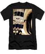 Violin 2a Men's T-Shirt (Athletic Fit)